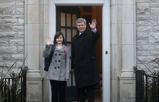 Melanie's meeting with the Prime Minister1